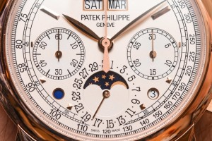 Patek Philippe 5270R-001 Perpetual Calendar Chronograph replica Watch