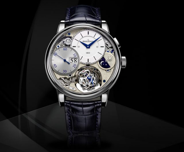 hands on the cool jaeger lecoultre master grande tradition gyrotourbillon 3 jubilee replica. Black Bedroom Furniture Sets. Home Design Ideas