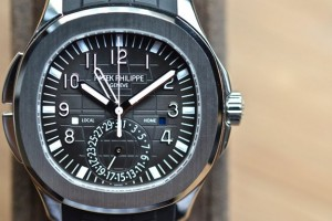 Patek Philippe Aquanaut Travel Time replica