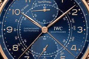 IWC Portugieser Chronograph Rattrapante replica