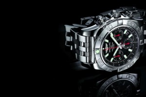 Presenting The Amazing And Sporty Breitling Chronomat 41Chronograph Black Dial Watch