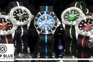The Cool and Awsome Replica Deep Blue Master Diver 1000 Automatic Watch for Men