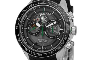 The Top Qualit Sport Graham Silverstone RS Skeleton Replica Wach