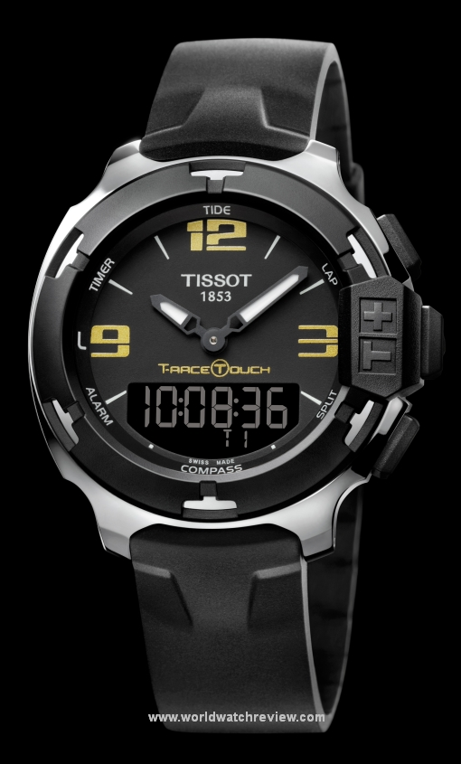 choose the cheap mens tissot t race touch analog digital