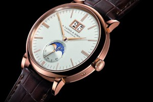 A. Lange & Söhne Saxonia Moon Phase replica watch