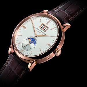 A. Lange & Söhne Saxonia Moon Phase replica watch