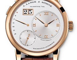 Best Quality A. Lange & Sohne Lange 1 Daymatic replica watch