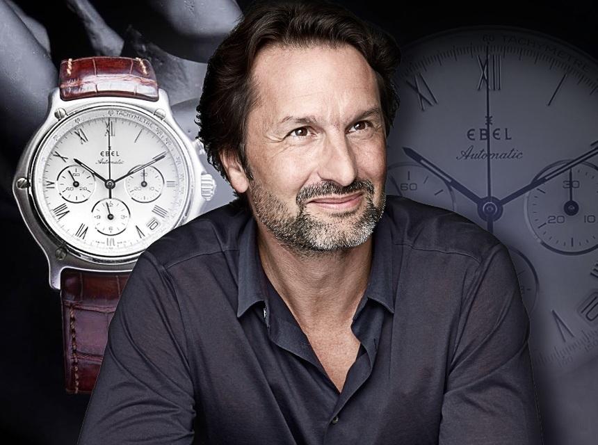 My First Grail Watch:  Maximilian Büsser Of MB&F My First Grail Watch