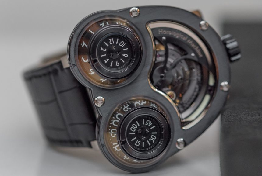 MB&F HM3 MegaWind Final Edition Watch Hands-On Hands-On