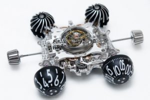 Movement Hands-On Series Episode 1: MB&F HM6 Space Pirate Feature Articles