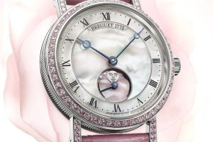 Breguet Valentine's Day Classique Phase De Lune Dame Ref. 9085 Watch Watch Releases