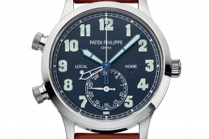 Patek Philippe Calatrava Pilot Travel Time replica