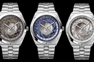 Vacheron Constantin Overseas World Time 7700V replica
