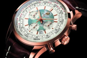 Choose The Luxury Replica Breitling Transocean Chronograph Unitime World Time Watch