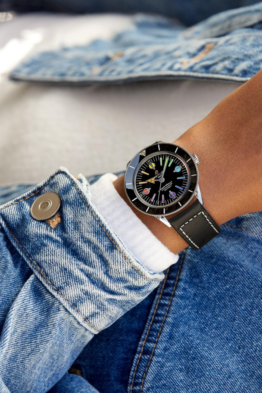 Breitling Introduces Superocean Heritage Dive Replica Watch Capsule Paying Tribute to 1957 Reference